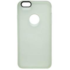 Capa Gel Baço com Bumper iPhone 6 Plus / 6s Plus