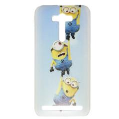 Capa Minions Zenfone 2 Selfie (ZD551KL)
