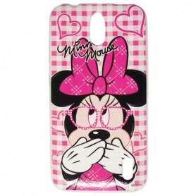 Capa Gel Minnie Ascend Y625