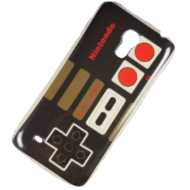 Capa Nintendo Galaxy S4 Mini
