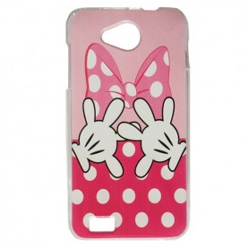 Capa Gel Minnie Smart A30