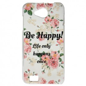 Capa Gel Be Happy Smart A30