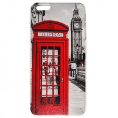 Capa Gel Londres iPhone 6 Plus / 6s Plus