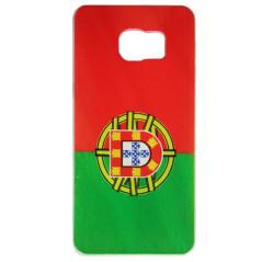 Capa Gel Portugal Galaxy S6 Edge Plus