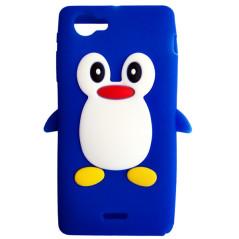 Capa Pingu Xperia J