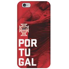 Capa Oficial Seleção Portuguesa - Design 1