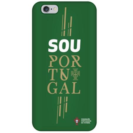 Capa Oficial Seleção Portuguesa - Design 4