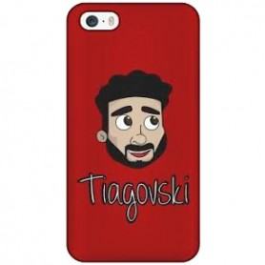 Capa Oficial Tiagovski - Design 1