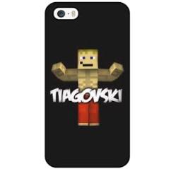 Capa Oficial Tiagovski - Design 2