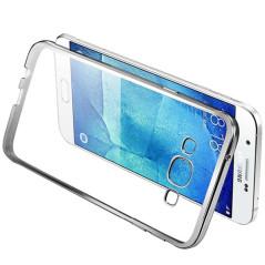 Capa Gel Frame Galaxy Grand Prime / Duos