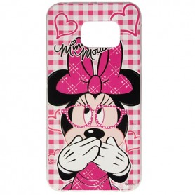 Capa Gel Minnie Galaxy S6 Edge