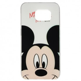 Capa Gel Mickey Galaxy S6 Edge