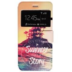 Capa Flip Janela Summer Galaxy A5 (2016)