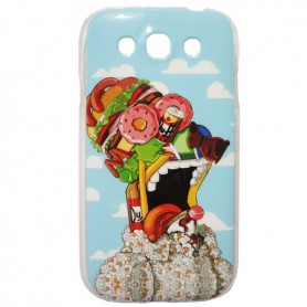 Capa Gel Homer Galaxy S3 / Neo
