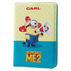Capa Flip Minions iPad Mini / Mini 2 / Mini 3