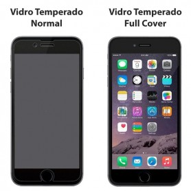 Película Vidro Temperado Full Cover iPhone 6 / 6s