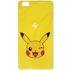 Capa Gel Pokemon Pikachu Ascend P8 Lite