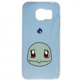 Capa Gel Pokemon Squirtle Galaxy S7 Edge
