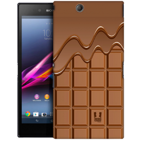 Capa Chocolate Xperia Z Ultra