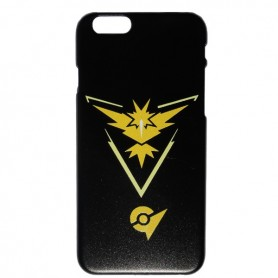 Capa Pokemon Team Instinct iPhone 6 / 6s