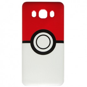 Capa Gel Pokeball Galaxy J5 (2016)