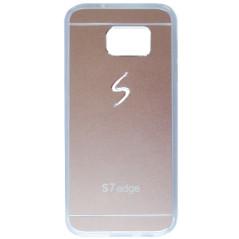 Capa Gel Metal Galaxy S7 Edge