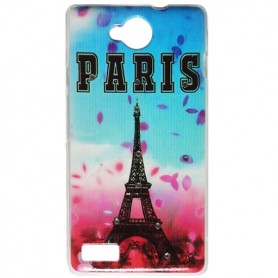 Capa Gel Paris 3 Smart A40