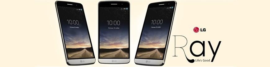 Capas para telemóveis LG Ray / Zone