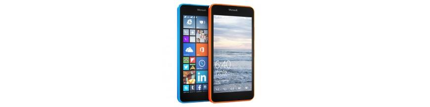 Capas para telemóveis Lumia 640 / LTE / Dual